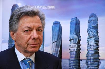 Video: Chiêm ngưỡng dự án tòa nhà xoay chọc trời